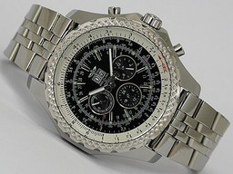 Fake Perfect Breitling Bentley 6,75 Big Date Chronograph Automaa