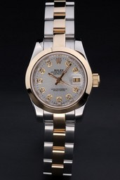 Fake Cool Rolex Datejust AAA kellot [ H5E3 ]